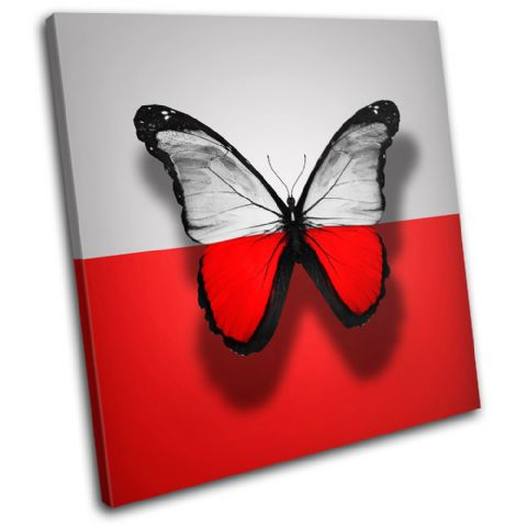 Abstract Butterfly Red Animals - 13-0602(00B)-SG11-LO